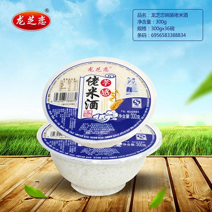 龙芝恋碗装佬米酒300g