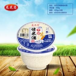 武汉龙芝恋碗装佬米酒400g