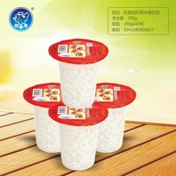 早餐米酒-旺福龙杯装米酒饮品290g