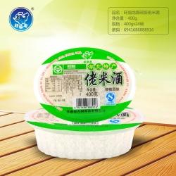 旺福龙椭圆碗装佬米酒400g