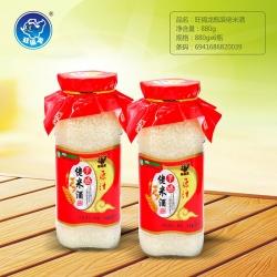 旺福龙瓶装佬米酒880g