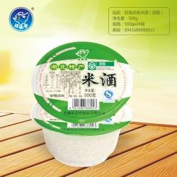 旺福龙佬米酒(碗装)500g