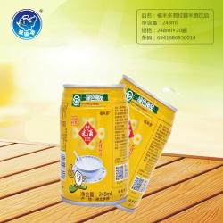 武汉福米多易拉罐米酒饮品248ml