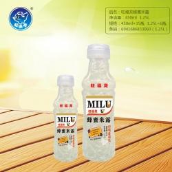 旺bwin体育蜂蜜米露450ml 1.25L