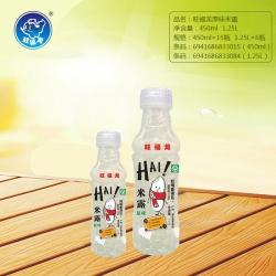 旺福龙原味米露450ml 1.25L