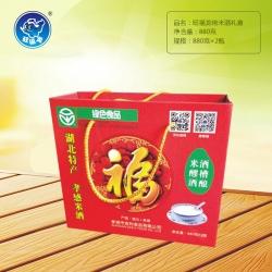 旺bwin体育佬米酒礼盒880gx2