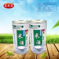 龙芝恋易拉罐米酒饮品248ml